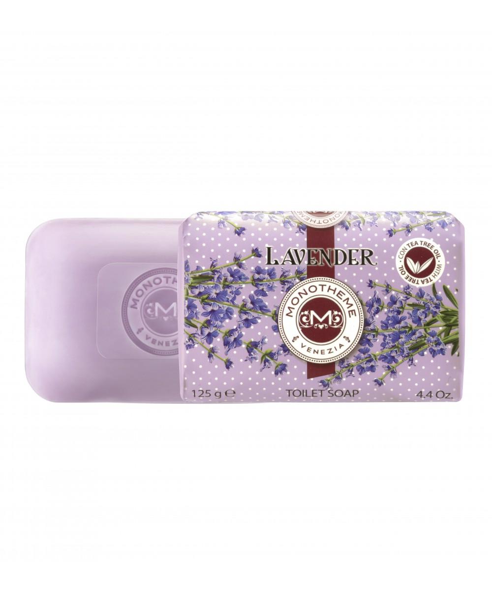 Monotheme Soap Lavender 125gr