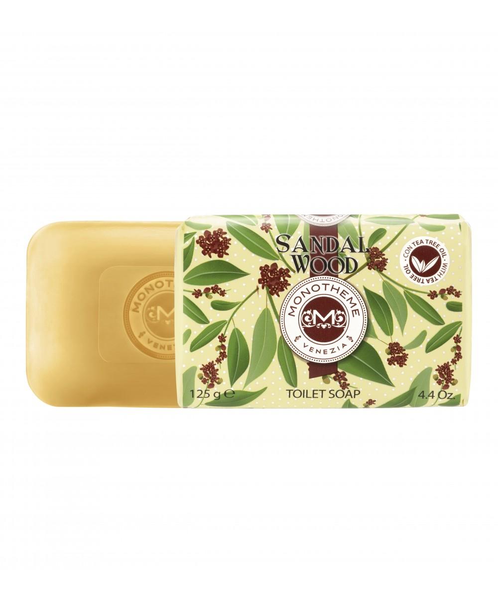 Monotheme Soap Sandalwood 125 gr