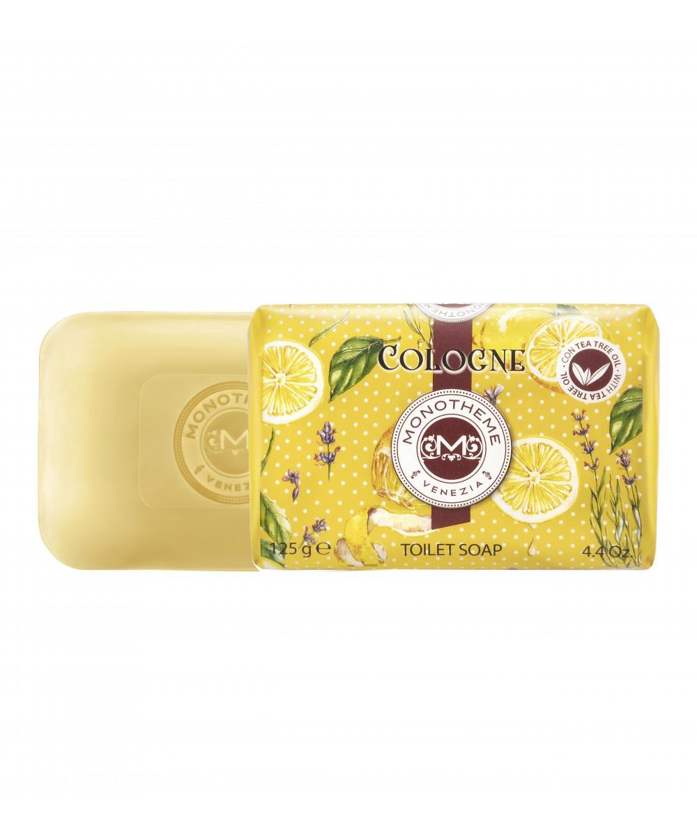 Monotheme Soap Cologne 125 Gr.