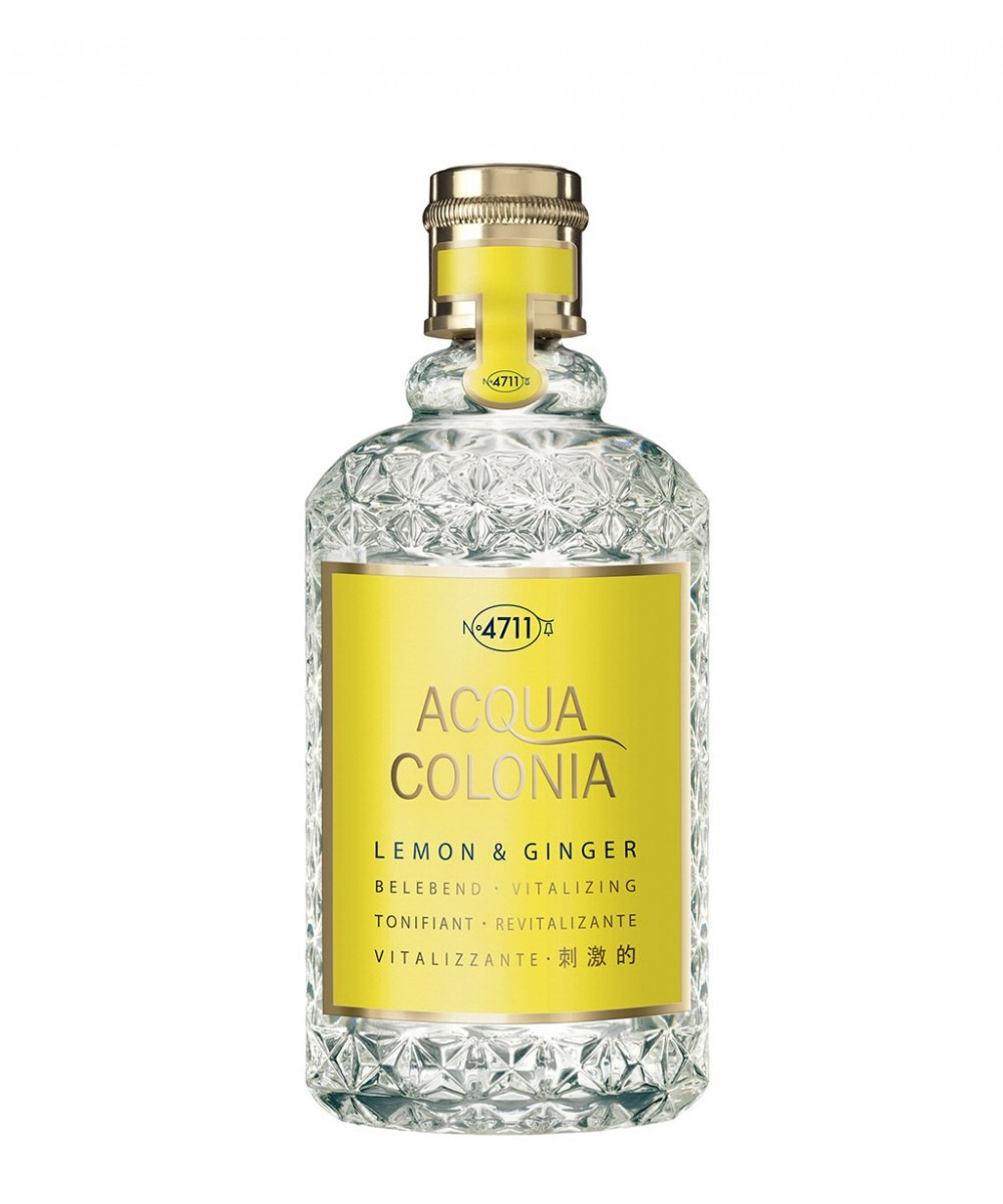 LEMON & GINGER Eau de Cologne for her...