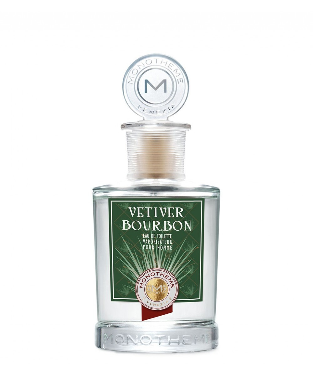 VETIVER BOURBON Eau de Toilette For Him
