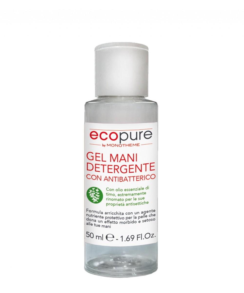 ECOPURE GEL MANI detergente con...