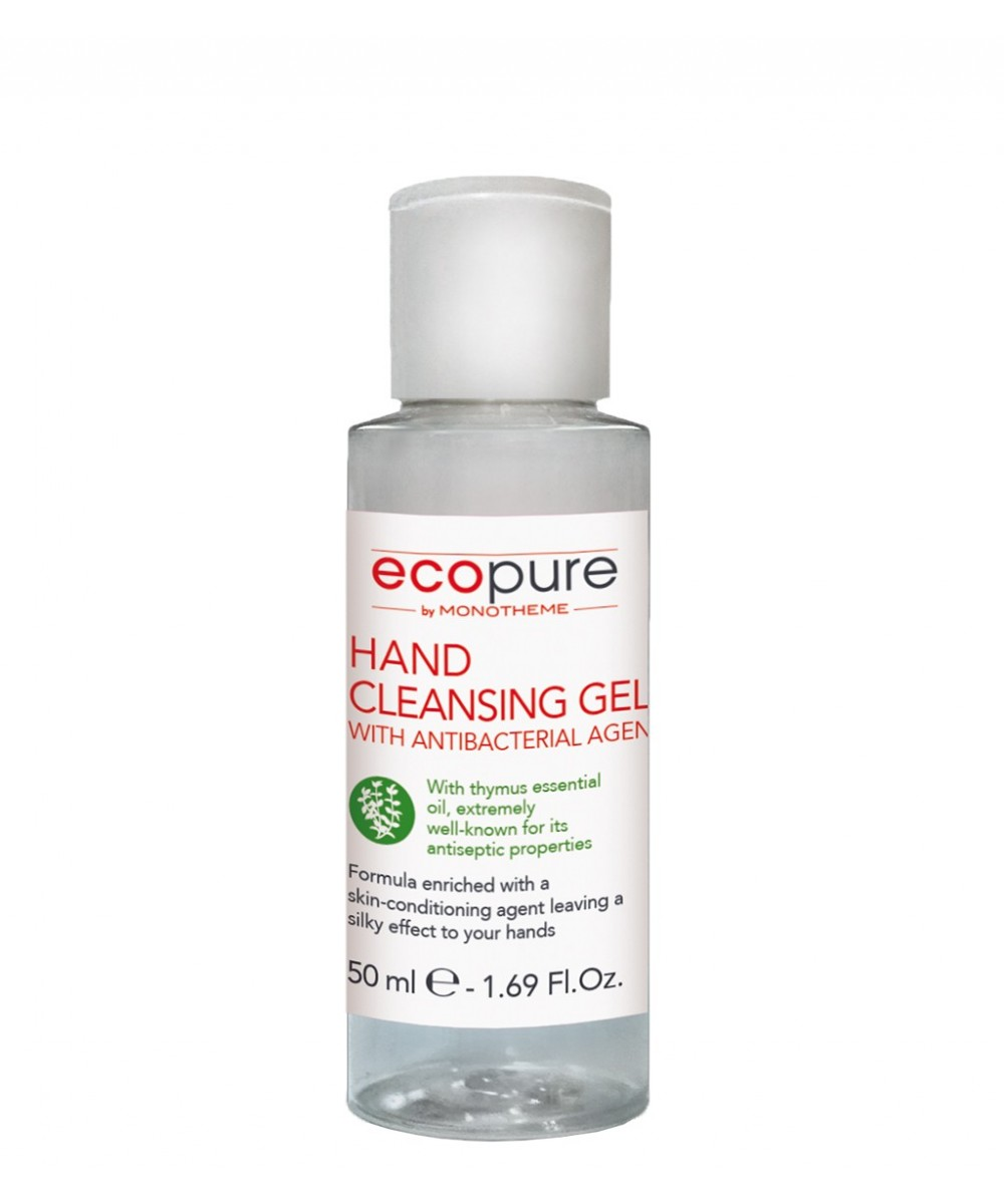 ECOPURE HAND GEL detergent with...
