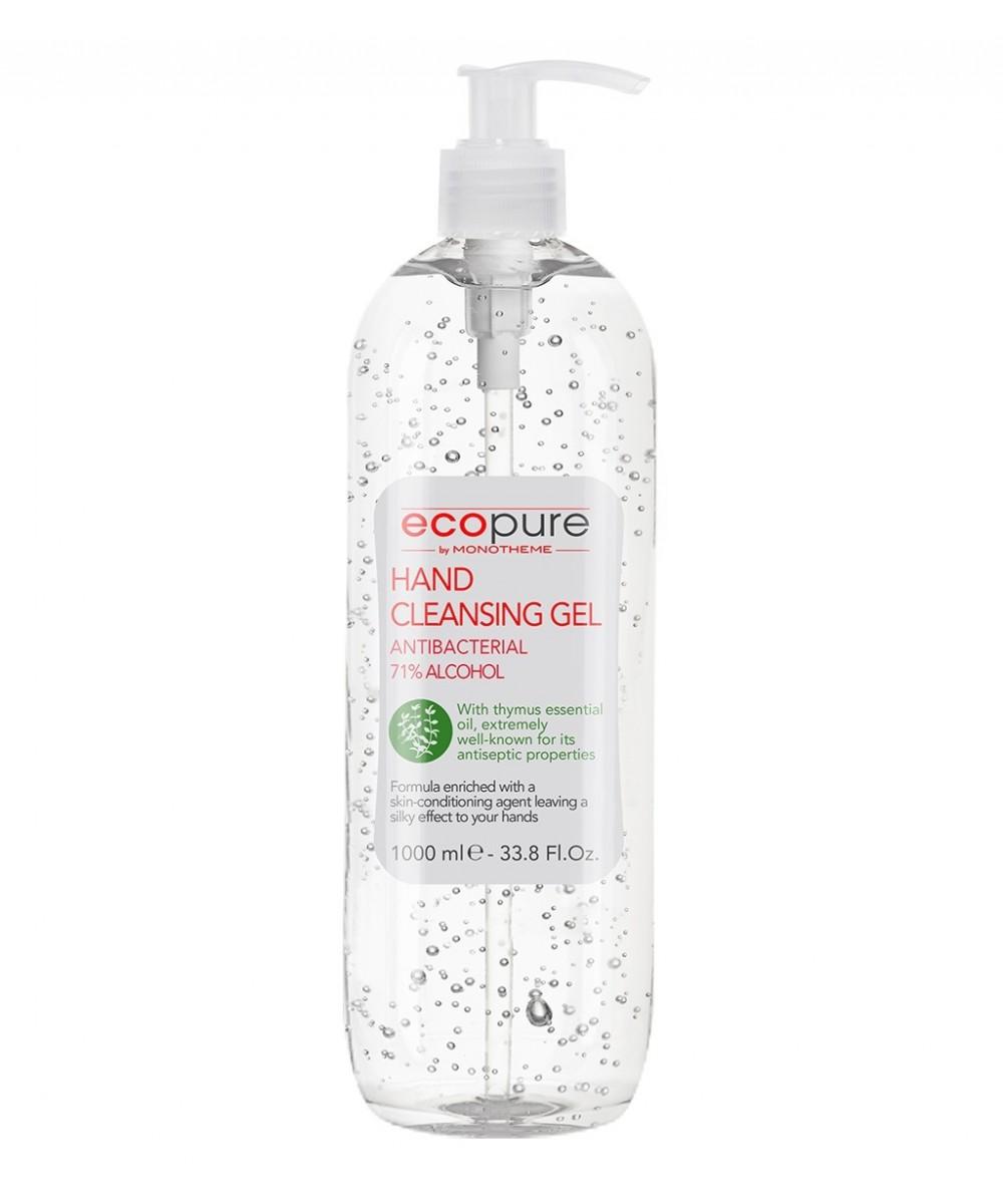 ECOPURE HAND GEL detergent with...