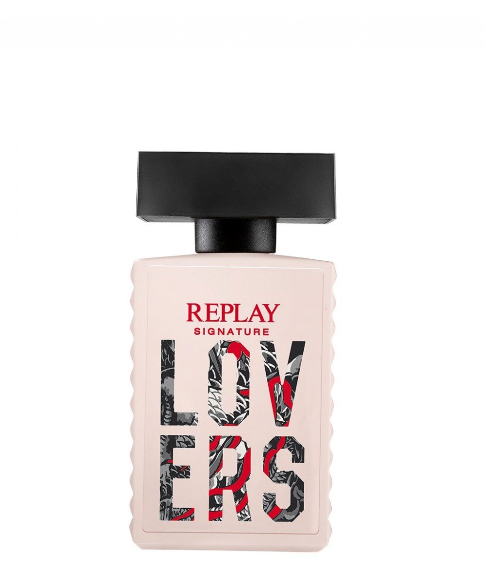 REPLAY SIGNATURE LOVERS FOR WOMAN...