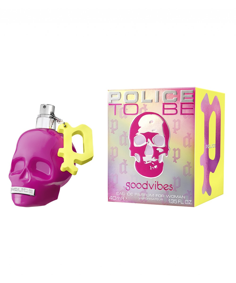 To Be Goodvibes EDP for Her 40ml