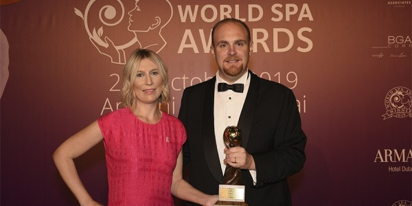 La the merchant of venice spa del San Clemente Palace Kempinski premiata ai world spa awards 2019